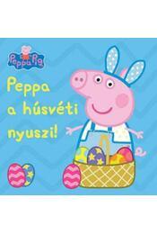 Peppa malac - Peppa a húsvéti nyuszi! - Régikönyvek