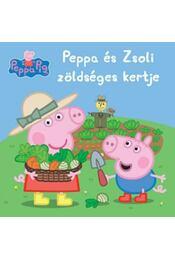 Peppa malac - Peppaés Zsoli zöldséges kertje - Régikönyvek