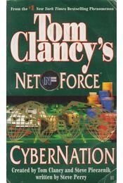 Cybernation - Perry, Steve - Régikönyvek