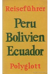 Peru, Bolivien, Ecuador - Régikönyvek
