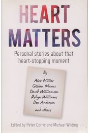 Heart Matters - Peter Corris, Michael Wilding - Régikönyvek