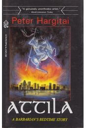 Attila - Peter Hargitai - Régikönyvek