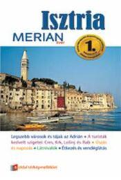 Isztriaútikönyv - Merian live! 1. - Peter Hinze - Régikönyvek