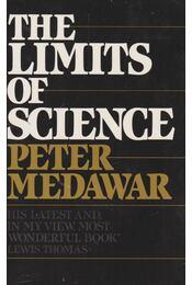 The Limits of Science - Peter Medawar - Régikönyvek