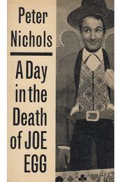A Day in the Death of Joe Egg - Peter Nichols - Régikönyvek
