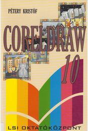 CorelDraw 10.0 - Pétery Kristóf - Régikönyvek