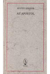 Az apostol - Petőfi Sándor - Régikönyvek
