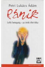 Pánik - Petri Lukács Ádám - Régikönyvek