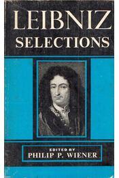 Leibniz Seletions - Philip P. Wiener - Régikönyvek