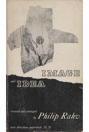 Image and Idea - Philip Rahv - Régikönyvek