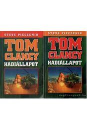 Hadiállapot I-II. kötet - Pieczenik, Steve, Claney, Tom - Régikönyvek