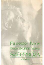 Pilinszky János összegyűjtött művei - Széppróza - Pilinszky János - Régikönyvek