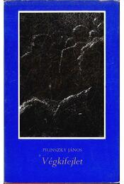 Végkifejlet - Pilinszky János - Régikönyvek
