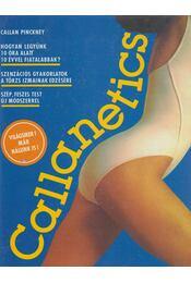 Callanetics - Pinckney, Callan - Régikönyvek
