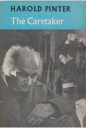 The caretaker - Pinter, Harold - Régikönyvek