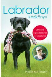 Labrador kézikönyv - Pippa Mattinson - Régikönyvek