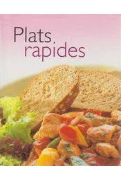 Plats rapides - Régikönyvek