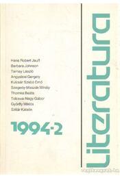 Literatura 1994-2 - Pomogáts Béla - Régikönyvek