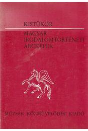 Magyar irodalomtörténeti arcképek - Pomogáts Béla - Régikönyvek
