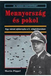 Mennyország és pokol - Pöppel, Marin - Régikönyvek