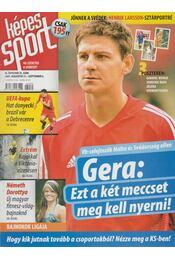 Képes Sport III. évf. 35. szám - Pósa Árpád - Régikönyvek