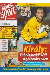 Képes Sport III. évf. 36. szám - Pósa Árpád - Régikönyvek