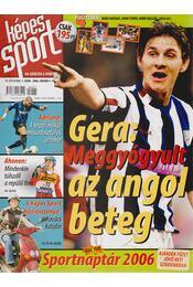 Képes Sport IV. évf. 1. szám - Pósa Árpád - Régikönyvek