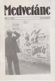 Medvetánc 1987/3-4. szám - Poszler György - Régikönyvek