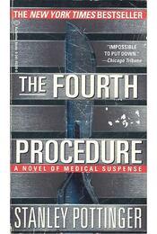 The Fourth Procedure - POTTINGER, STANLEY - Régikönyvek