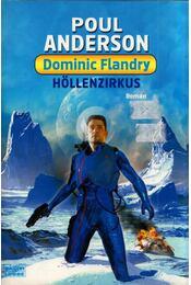 Höllenzirkus - Poul Anderson - Régikönyvek