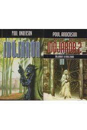 Időjárőr I-II. - Poul Anderson - Régikönyvek
