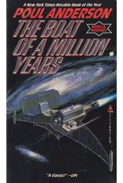 The Boat of A Million Years - Poul Anderson - Régikönyvek