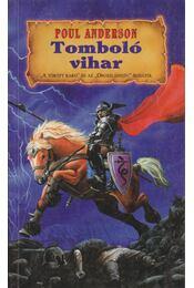 Tomboló vihar - Poul Anderson - Régikönyvek