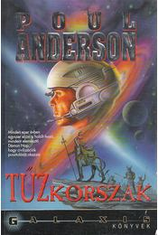 Tűzkorszak - Poul Anderson - Régikönyvek