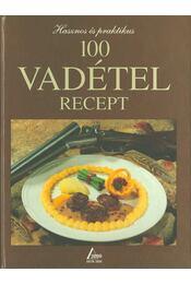 100 vadétel recept - Prevot, Norbert - Régikönyvek