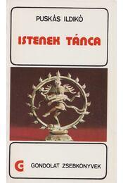 Istenek tánca - Puskás Ildikó - Régikönyvek