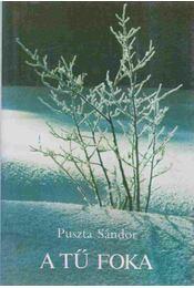 A tű foka - Puszta Sándor - Régikönyvek