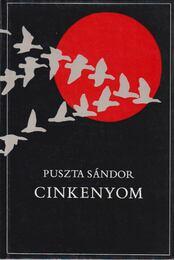 Cinkenyom - Puszta Sándor - Régikönyvek