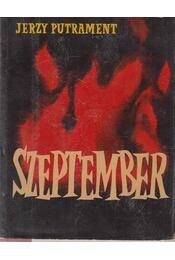 Szeptember - Putrament, Jerzy - Régikönyvek
