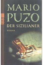 Der Sizilianer - Puzo, Mario - Régikönyvek
