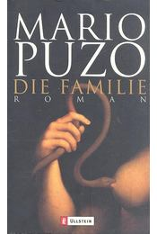 Die Familie - Puzo, Mario - Régikönyvek