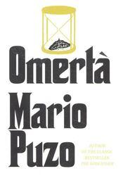 Omertá - Puzo, Mario - Régikönyvek