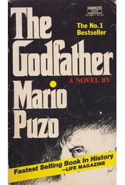 The Godfather - Puzo, Mario - Régikönyvek