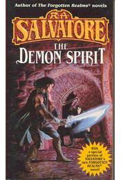 The Demon Spirit - R.A. Salvatore - Régikönyvek