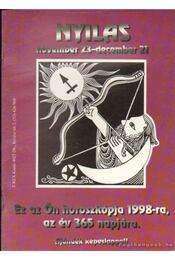 Nyilas - R. Rozmis Éva - Régikönyvek