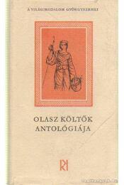 Olasz költők antológiája - Rába György - Régikönyvek