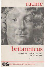 Britannicus - Racine - Régikönyvek