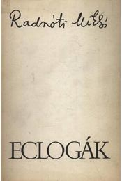 Eclogák - Radnóti Miklós - Régikönyvek