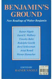Benjamin's Ground - Rainer Nägele - Régikönyvek