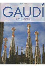 Gaudí - Rainer Zerbst - Régikönyvek